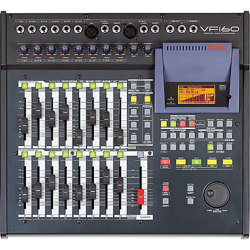 Fostex Vf 160 16 Track Digital Recorder With Internal Cd