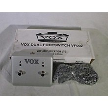 Vox VF002 Footswitch
