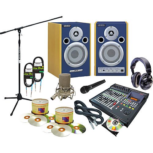 Fostex VF160 CD All-In-One Recording Package