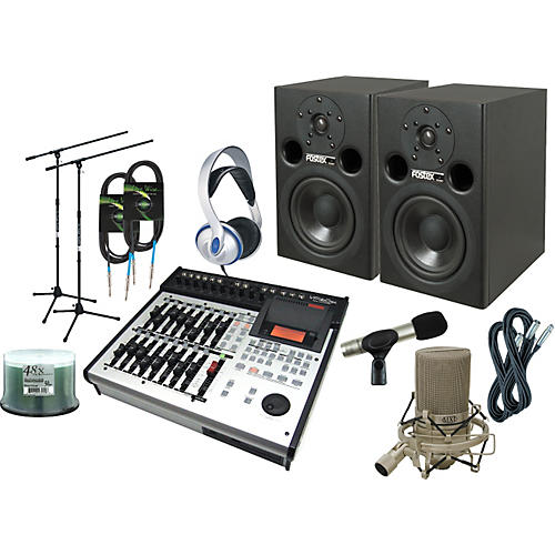 Fostex VF160EX All-In-One Recording Package-thumbnail