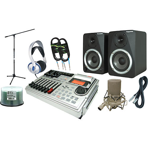 Fostex VF80EX All-In-One Recording Package