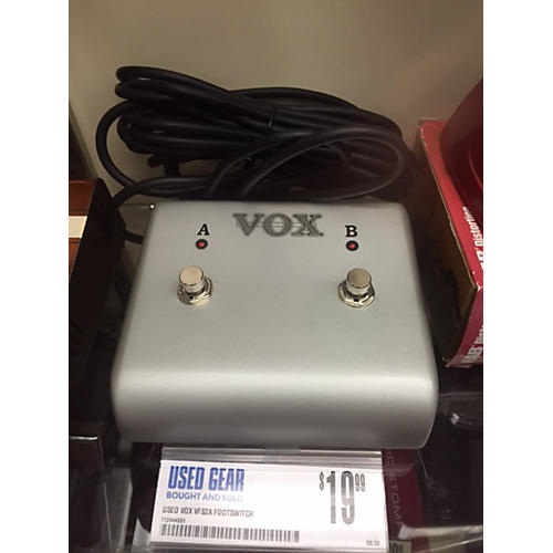 Vox VFS2A Footswitch