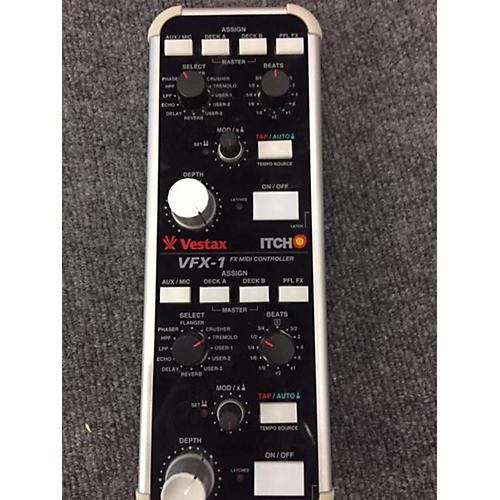 Used Vestax Vfx1 Dj Controller Guitar Center