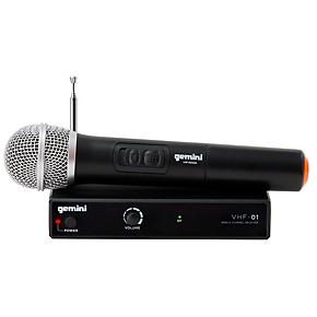 gemini vhf 01m vhf handheld wireless mic system guitar center. Black Bedroom Furniture Sets. Home Design Ideas