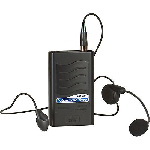 Vocopro VHF-BP Bodypack & Headset Mic A Black