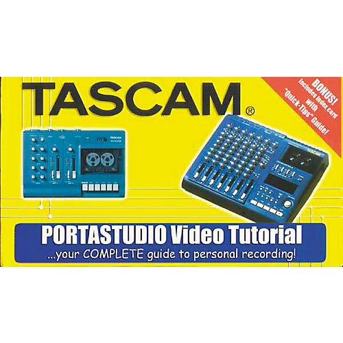 Tascam VI001 Portastudio DVD