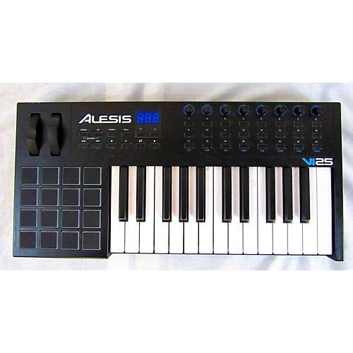 Alesis VI25 25 Key MIDI Controller-thumbnail