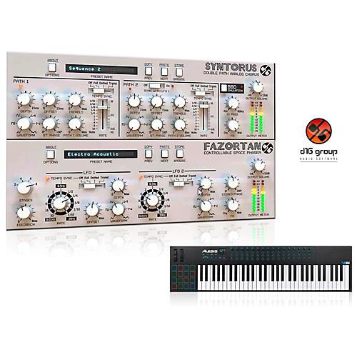 Alesis VI61 61-Key Keyboard Controller with Free Software-thumbnail