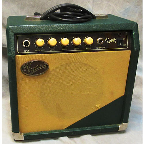In Store Used VINTAGE 30 Green Guitar Combo Amp