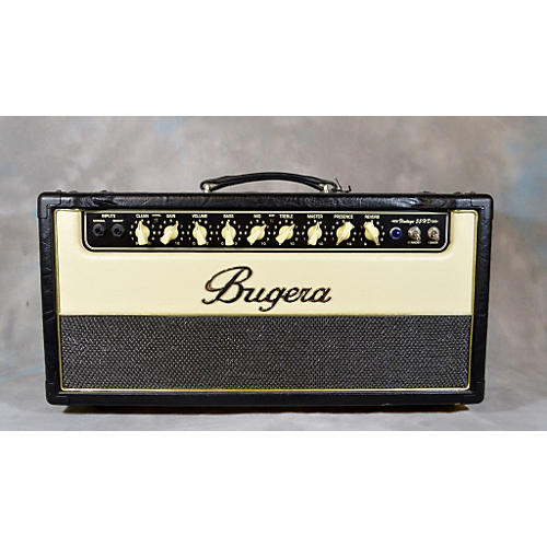 Bugera VINTAGE 55HD Tube Guitar Amp Head-thumbnail