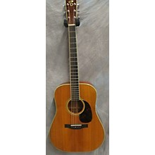 Santa Cruz VINTAGE ARTIST DREADNOUGHT Acoustic Electric Guitar