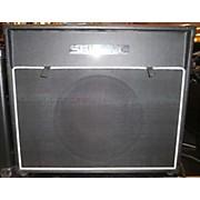 Seismic Audio VINTAGE BLACK Guitar Cabinet