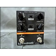 TC Electronic VINTAGE DELAY Effect Pedal