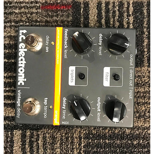 Tc Electronic Vintage Delay 15