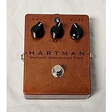 Hartman Electronics VINTAGE GERMANIUM FUZZ Effect Pedal
