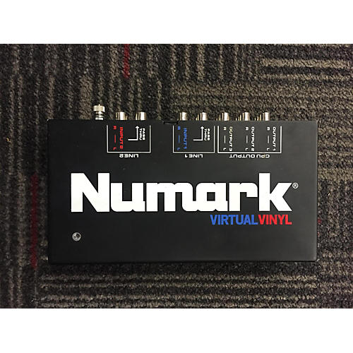 Numark VIRTUAL VINYL DJ Controller-thumbnail