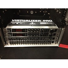 Behringer VIRTUALIZER PRO Multi Effects Processor