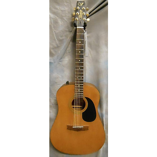 Vantage VIS-J-AE Acoustic Electric Guitar-thumbnail