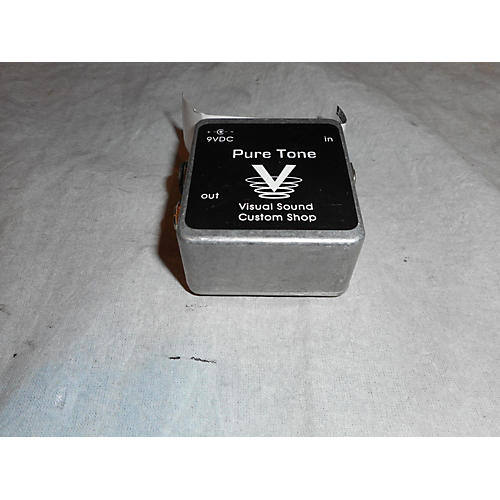 In Store Used VISUAL SOUND Effect Pedal