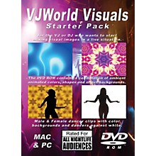 Global Creative Group VJ World Visuals Starter Pack (Backgrounds & Dancers) DVD Series DVD Performed by Various