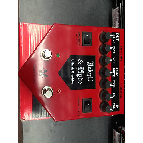 Visual Sound VJH1 JEKYLL AND HYDE Effect Pedal