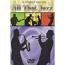 Global Creative Group VJWorld Visuals - All That Jazz DVD Series DVD Written by Various