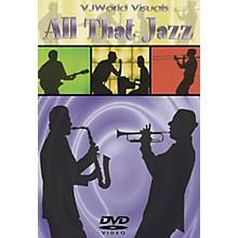 Global Creative Group VJWorld Visuals - All That Jazz DVD Series DVD Written by Various