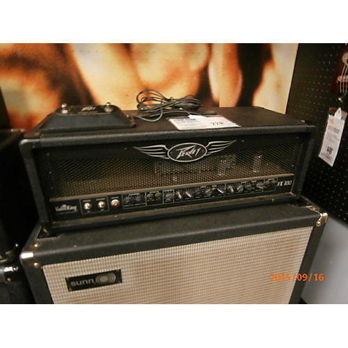 Peavey VK100 Valve King 100W Tube Guitar Amp Head-thumbnail