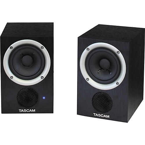 Tascam VL-M3 Stereo Powered Reference Monitors (Pair)-thumbnail