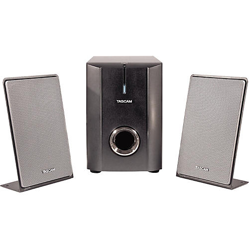 Tascam VL-S21 Powered Monitor Speaker System with Sub