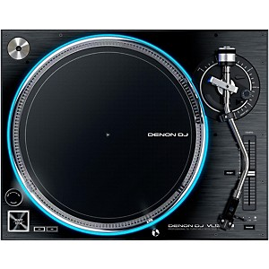 Denon VL12 Prime Professional DJ Turntable by Denon