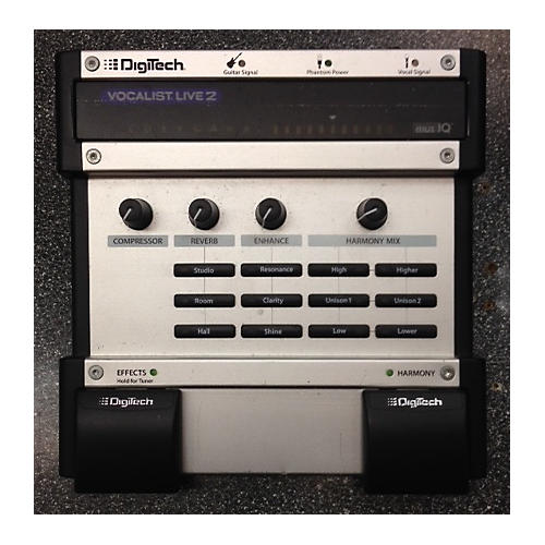 Digitech VL2 Vocalist Live 2 Harmony Vocal Processor