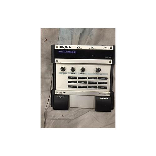 Digitech VL2 Vocalist Live 2 Harmony Vocal Processor