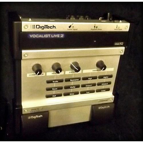 Digitech VL2 Vocalist Live 2 Harmony Vocal Processor-thumbnail