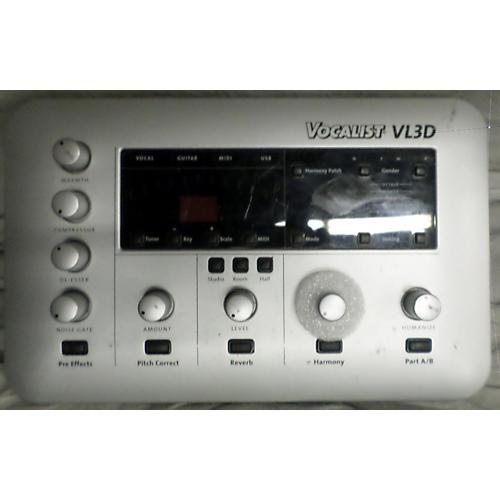 Digitech VL3D Vocalist Desktop Harmony Vocal Processor-thumbnail