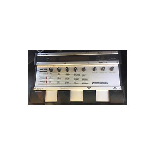 Digitech VL4 Vocalist Live 4 Vocal Harmonizer Vocal Processor