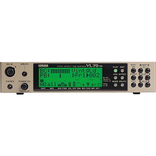 Yamaha VL70-M Virtual Acoustic Tone Generator-thumbnail