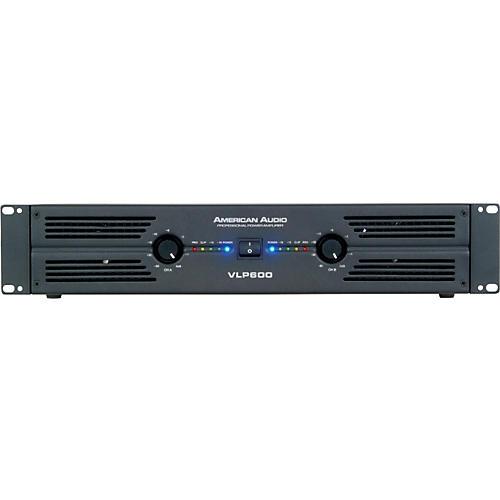 American Audio VLP-600 Power Amplifier