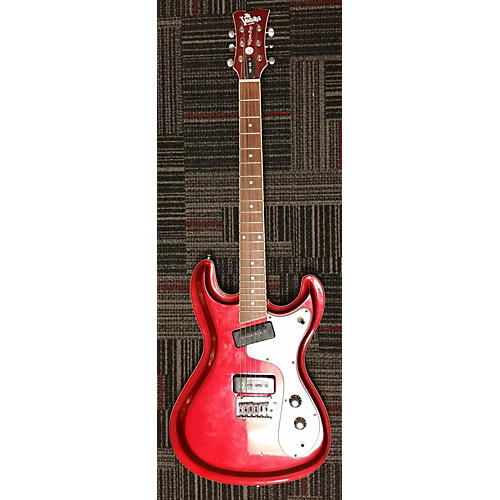Wilson Brothers VM-65 Solid Body Electric Guitar