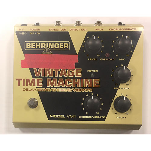 Behringer VM1 Vintage Time Machine Effect Pedal