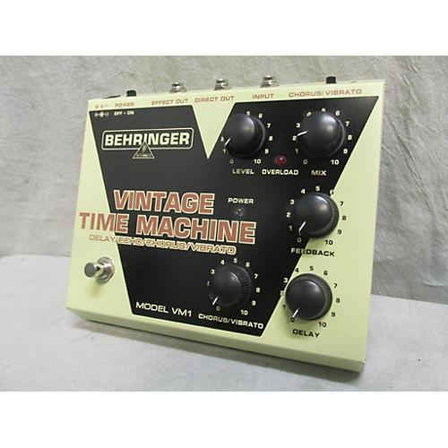 Behringer VM1 Vintage Time Machine Effect Pedal-thumbnail