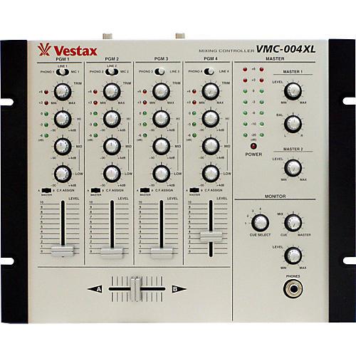 Vestax VMC-004XL 4-Channel DJ Mixer
