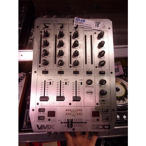 Behringer VMX300 3-Channel Pro Scratch DJ Mixer