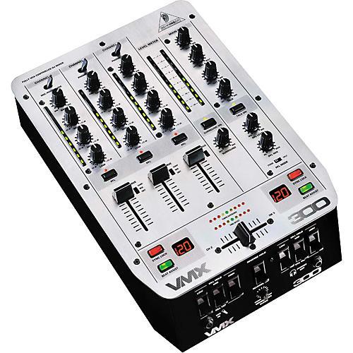 Behringer VMX300 3-Channel Pro Scratch Mixer