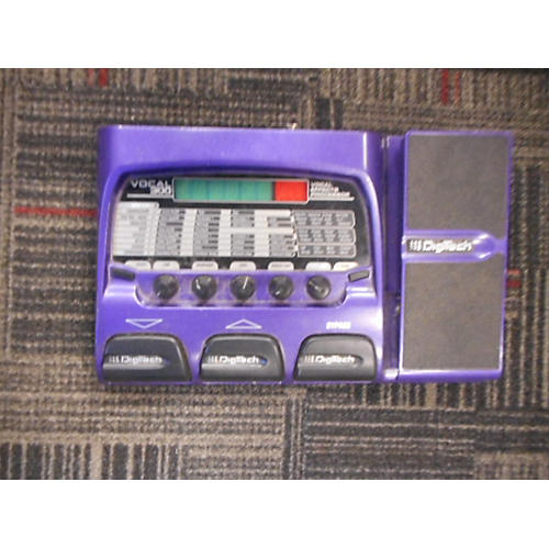 Digitech VOCAL 300 Effect Pedal