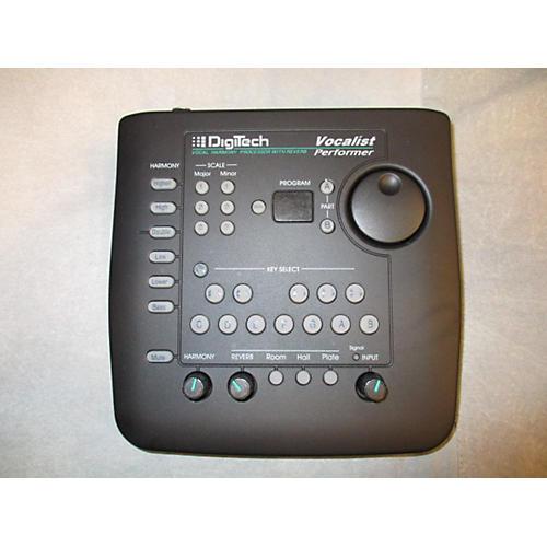 Digitech VOCALIST PERFORMER Vocal Processor