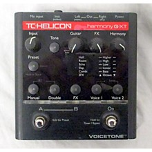 TC Helicon VOICE TONE CORRECT Vocal Processor