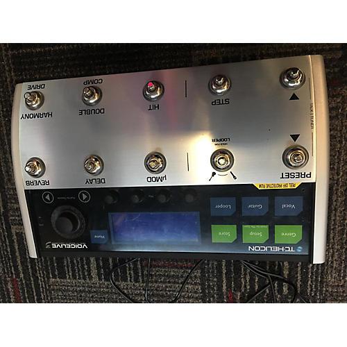 TC Helicon VOICELIVE 3 Vocal Processor-thumbnail