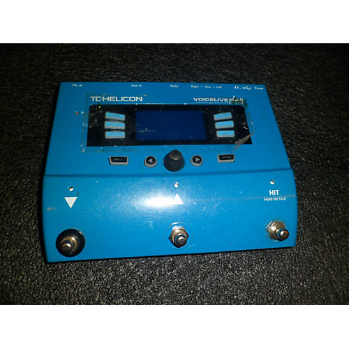 TC Electronic VOICELIVE PLAY Effect Pedal