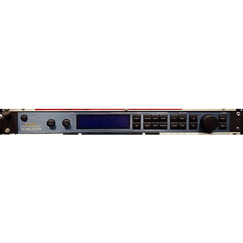 TC Helicon VOICEONE Vocal Processor-thumbnail